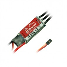 ZTW Spider Series 40A OPTO Brushless Electric Speed Control